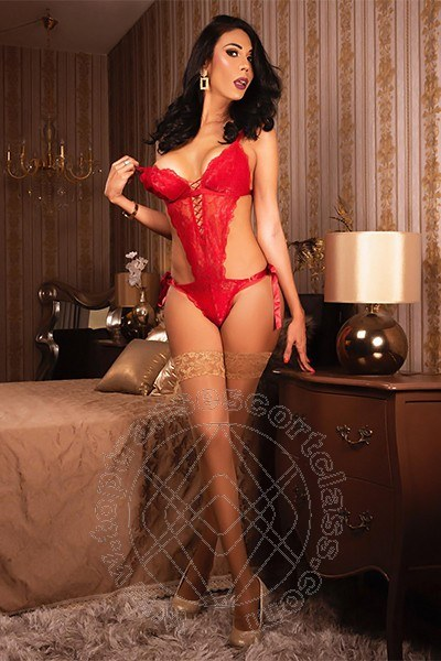 Transex Escort Gallarate Heloisa Top