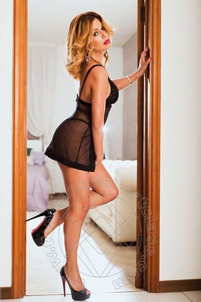 Transex Escort Rimini Linda Blond